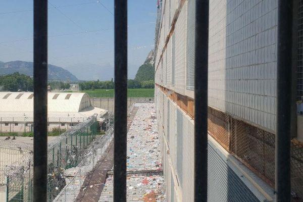 La prison de Varces en Isère