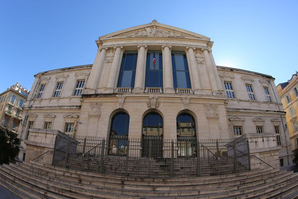 Le tribunal de grande instance de Nice