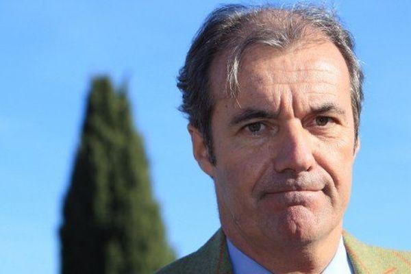 Le maire UMP de Roquebrune-sur-Argens Luc Jousse