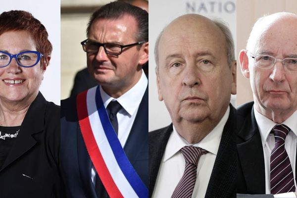 Michèle Demessine, Frédéric Leturque, Marc Dolez, Jacques Legendre