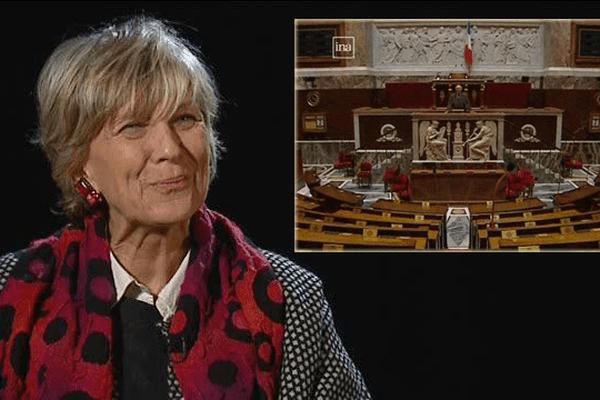 Marie-Martine Chambard, journaliste et présentatrice à France 3 Rhône-Alpes