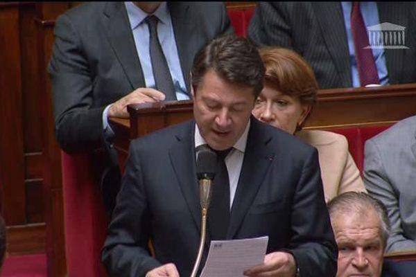 Attentats: haute tension droite-gauche aux questions au gouvernement à l'Assemblée ce mardi. Christian Estrosi est monté au créneau.