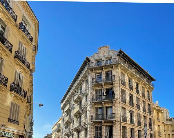 L'hôtel Azuréa de la rue Paganini a pris feu dans la nuit du samedi 27 novembre.
