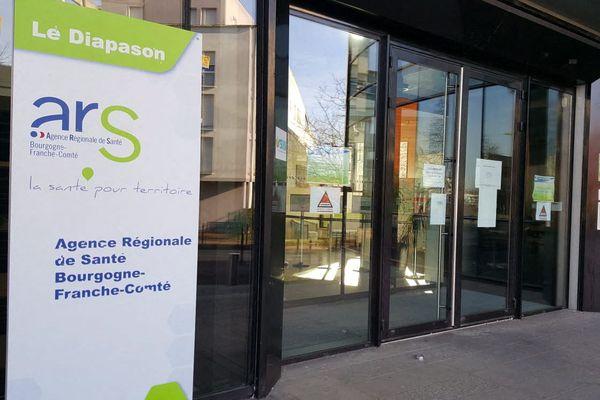 L'Agence régionale de santé Bourgogne - Franche-Comté se veut prudente.