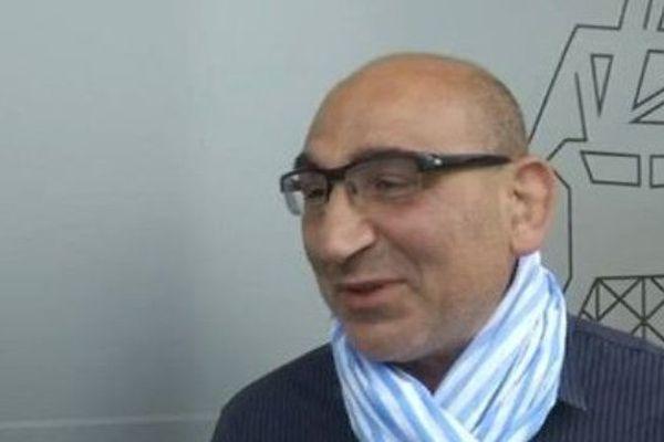Michel Tachdjian, ancien joueur du Racing.