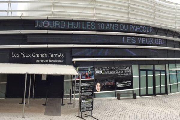 """""""Les Yeux Grands Fermés"""" fête ses 10 ans au Futuroscope."""