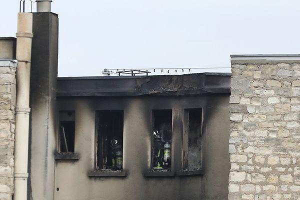 L'incendie rue Erlanger a fait dix morts.