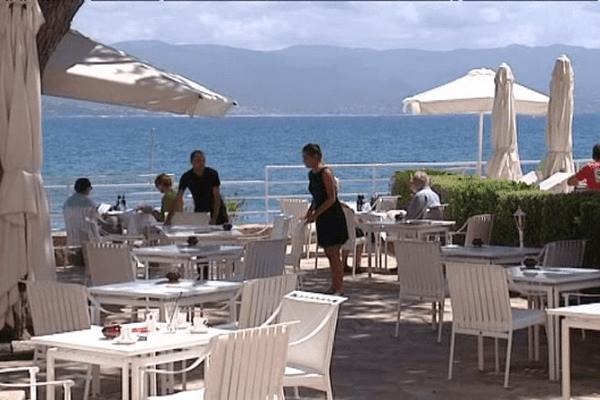 La fréquentation des hôtels est en baisse sur l'île. Une tendance qui se confirme chaque année.