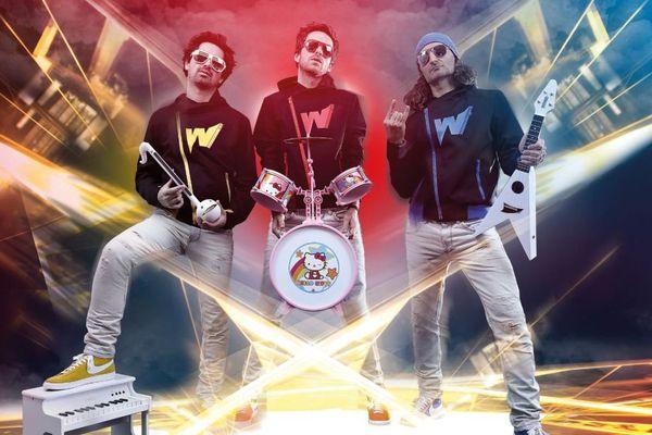 The Wackids - du grand rock'n'roll pour les petits