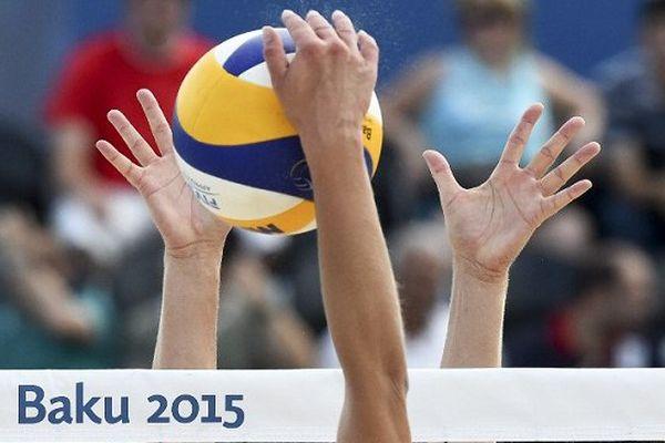 Jeux européens à Bakou