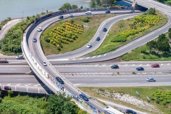 Le Pont de Claix - A 480