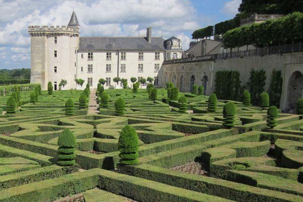 """Le château de Villandry et ses jardins étaient à l'honneur dans """"Le monument préféré des français 2020"""""""