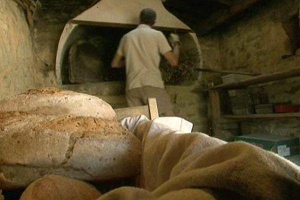 Du pain façonné et cuit à l'ancienne chez un boulanger sans boutique, à Saint-Martin-de-Londres, dans l'Hérault