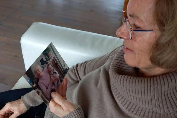 Annie Dumoux voudrait fêter l'anniversaire de sa mère Yvette,. Elle aura 93 ans mardi.