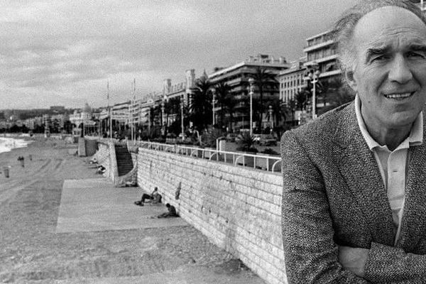 Michel Piccoli à Nice en 1983
