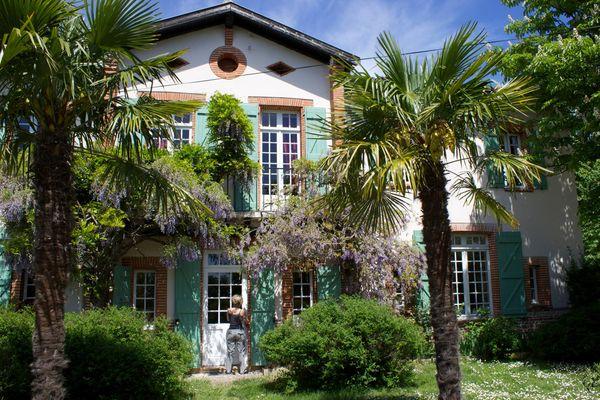 L'école privée Montessori, à Grenade - archives.