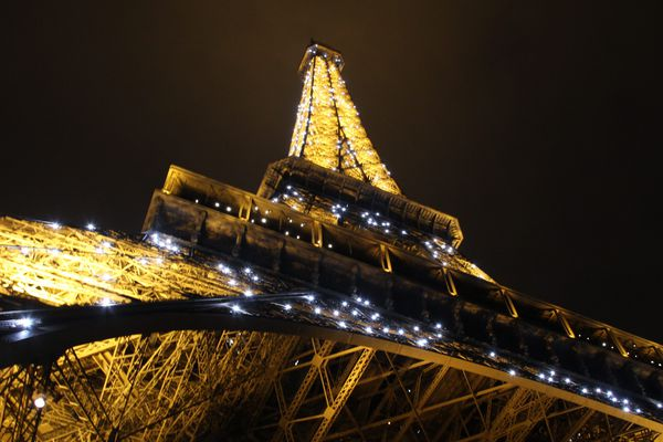 La Tour Eiffel à Paris (image d'illustration)