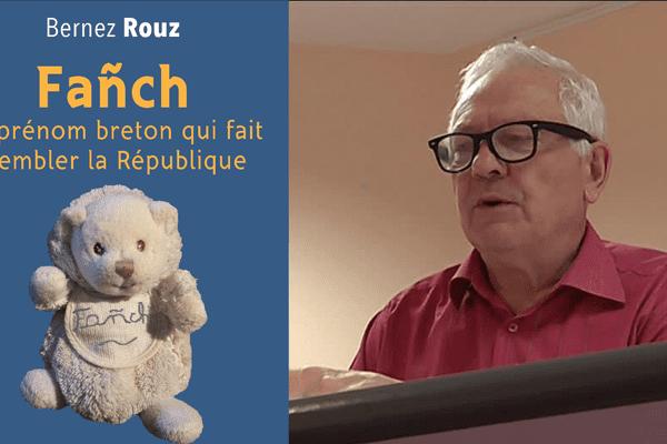 """Dès le début de """"l'affaire Fañch"""", Bernez Rouz est allé chercher, dans la langue française, les arguments pour faire reconnaître la graphie du prénom breton."""