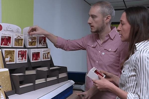 La Girouette, une entreprise aixoise de carteries 3D