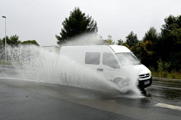 Un épisode pluvio-orageux est attendu ce week-end dans le Gard et l'Hérault.