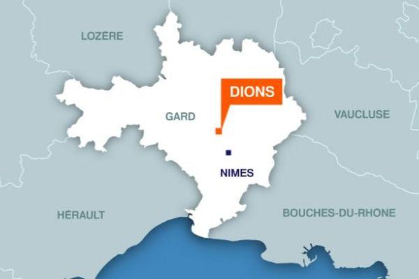 Dions (Gard)