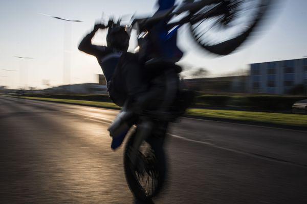 Deux personnes ont été interpellées dans le cadre d'une opération anti-rodéos à Échirolles.
