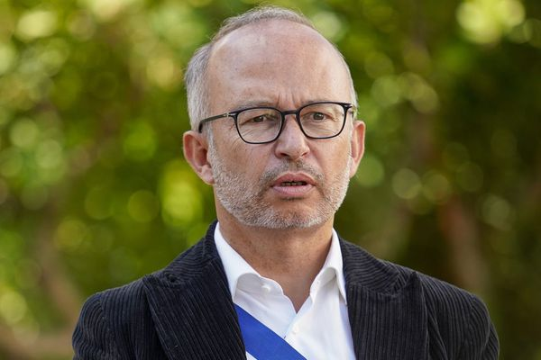 Lionel Royer-Perreaut (LR) élu au 5e secteur de Marseille.