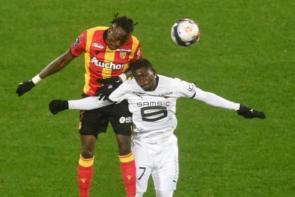 Au stade Bollaert, Lens et Rennes se sont neutralisés (0-0).