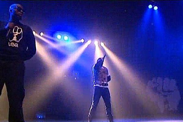Le rappeur havrais Medine s'est produit à l'Olympia.