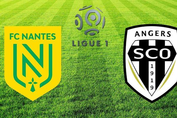 Le FC Nantes reçoit Angers SCO le 21 décembre 2019 à La Beaujoire