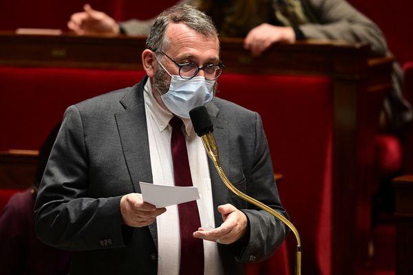 Joël Giraud a été nommé secrétaire d'Etat à la ruralité fin juillet 2020.