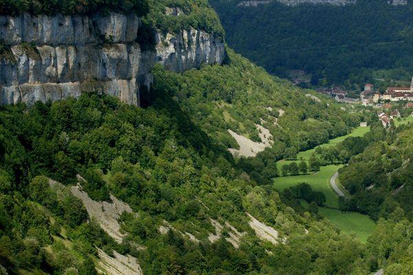 Beaume-les-Messieurs, l'un des plus beaux villages de Franche-Comté