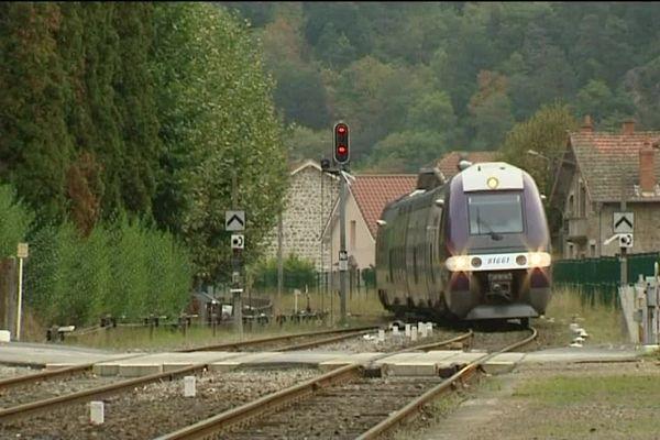 Dans un rapport confidentiel, SNCF Réseau dresse l'état de santé de son infrastructure sur les petites lignes en Auvergne-Rhône-Alpes. Le rapport est alarmant.