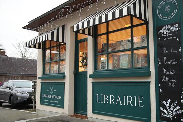 Librairie Mouche à Saint-Grégoire