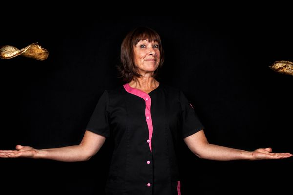 Catherine Merdy-Goasdoué, experte et formatrice en crêperie depuis 35 ans