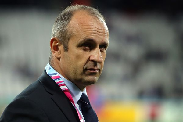 Philippe Saint-André a été le sélectionneur du XV de France de 2011 à 2015