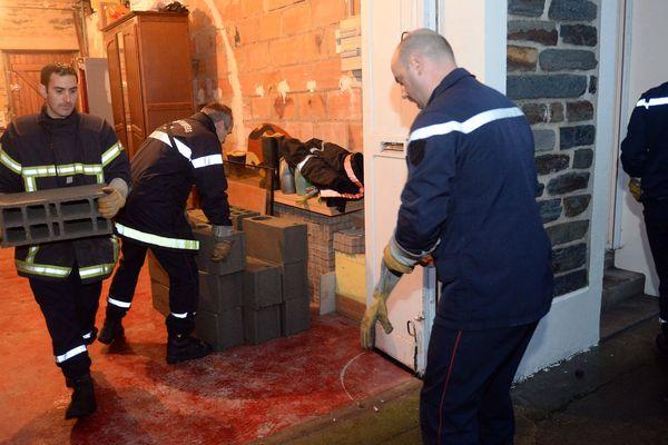 Les pompiers de la Vienne sont intervenus près de 200 fois après les pluies diluviennes tombées dans la nuit du 1er septembre.