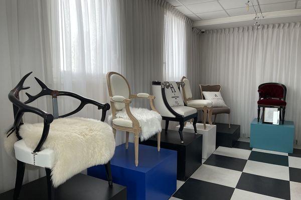 Henryot et cie est spécialisé dans la fabrication de sièges haut-de-gamme depuis 1867.