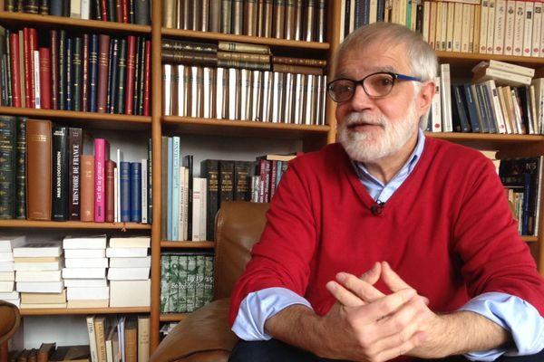 Le professeur Christian Marescaux, ancien chef de l'unité neuro-vasculaire des hôpitaux universitaires de Strasbourg