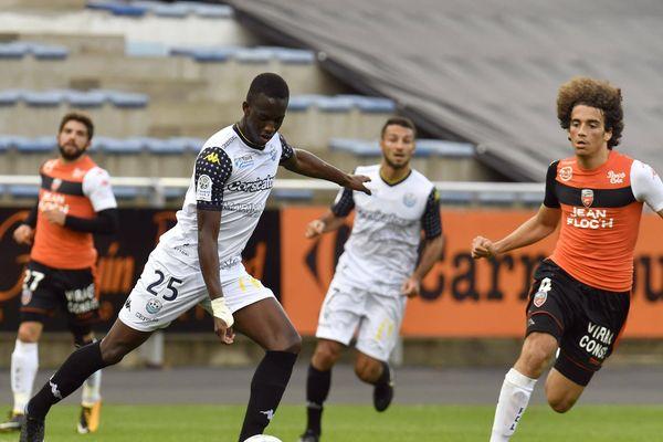 Ibrahim Cissé et les Tourangeaux vont essayer de faire plaisir à leurs supporters ce vendredi soir