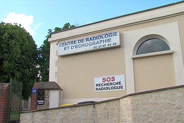 Le cabinet de radiologie de Ouistreham est à vendre pour un euro.
