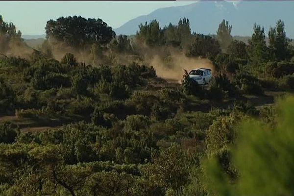 Le circuit rallye de Fontjoncouse est implanté dans la zone Natura 2000 des Corbières orientales.