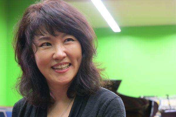 La chanteuse coréenne Youn Sun Nah, l'une des têtes d'affiches de l'édition 2017 du festival Jazz sous les pommiers