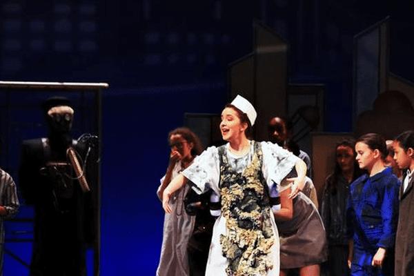 Répétition de Brundibar au Théâtre Jules Julien de toulouse