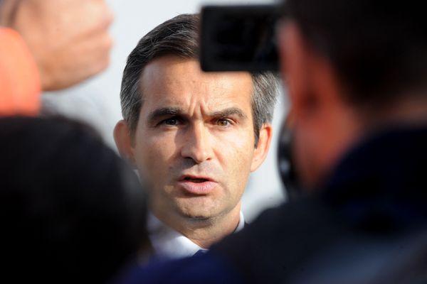 Raphaël Balland, procureur de La République de Béziers, demande plus de moyens pour la justice.