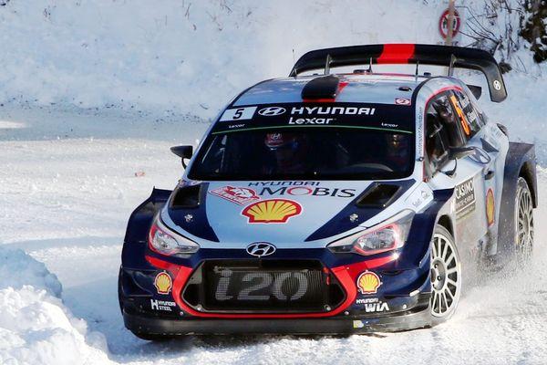 Le Belge Thierry Neuville (Hyundai i20) a conservé ce samedi la tête du Rallye Monte-Carlo.