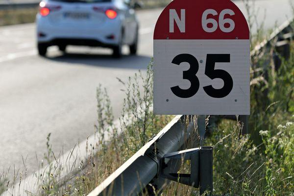 La RN66 cessera d'exister entre le col de Bussang et l'échangeur autoroutier de Lutterbach. L'axe sera référencé désormais comme la RD1066.