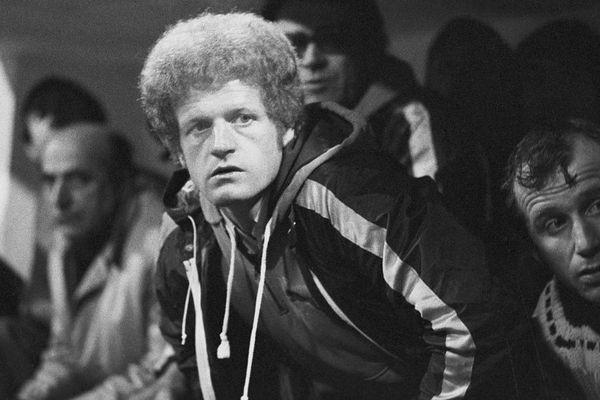 Robert Herbin, entraîneur légendaire des Verts.