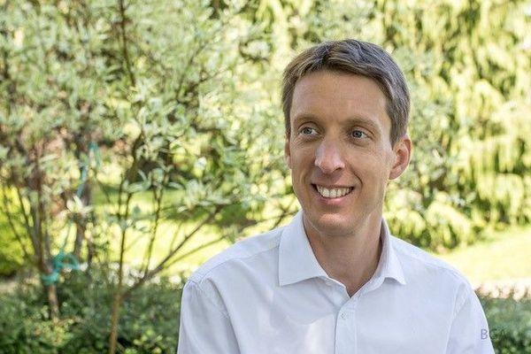 Dimitri Doussot, maire de Vauconcourt-Nervezain
