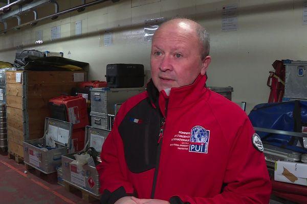 Le lieutenant-colonel Philippe Besson a proposé l'aide des Pompiers de l'urgence internationale en Australie.